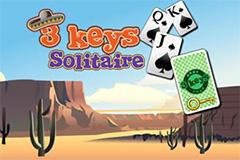 pasjans online - trzy klucze
