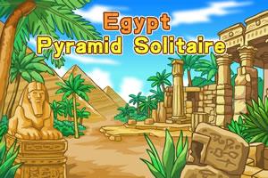 pasjans egipska piramida