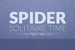 pasjans pająk na czas