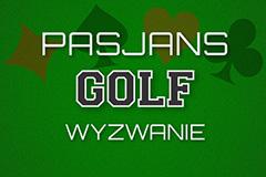 pasjans golf gra
