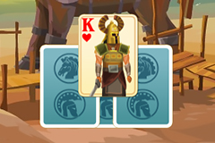 Troy Solitaire - gra online